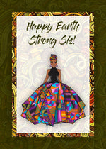 "Load image into Gallery viewer, 01- All Occasion Afrocentric Greeting Cards - Starter ""Inspiration"""