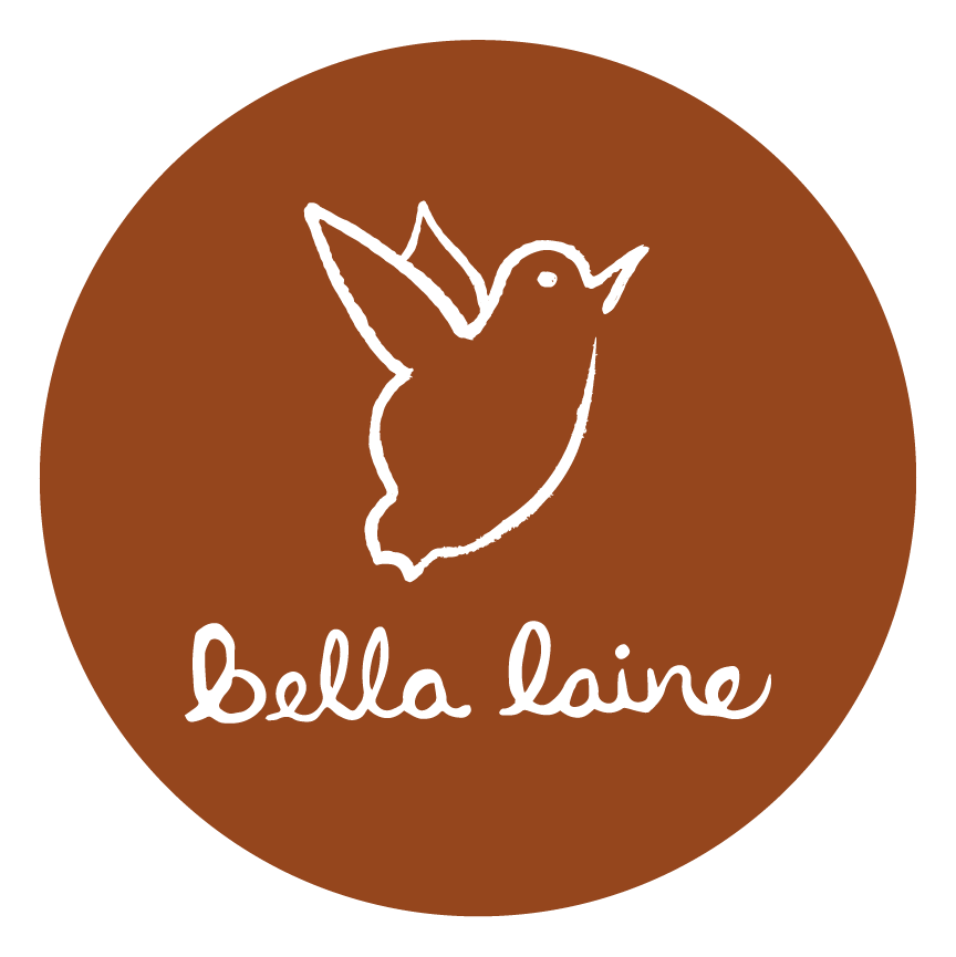 Bella Laine circle logo