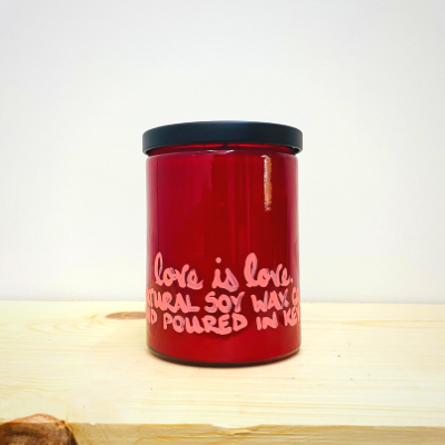 Love is Love - 12oz Candle