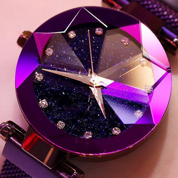 ✨$17.99 Buy 1 Get 1 Free✨Bejewelled Starry Watch