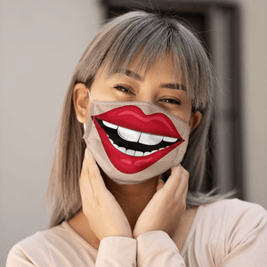 Summer New FUNNY FM Design Cover mask