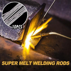🔥Holiday promotion BUY 10 GET 10 FREE--GET 20🔥Super Melt Welding Rods