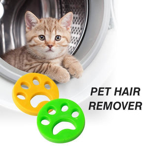 PET HAIR REMOVER FOR LAUNDRY FOR ALL PETS (SET OF 2) - 💥BUY 1 GET 1 AT HALF PRICE