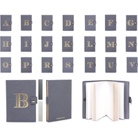 AA Paper&Co. Monogram Notebook