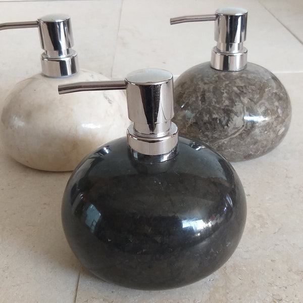 Soap Dispenser- Natural Stone