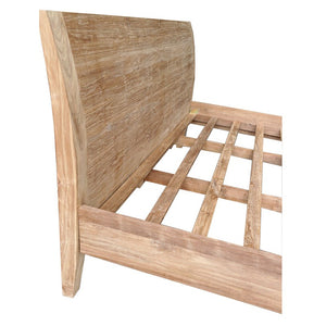Salawin Teak Bed- Sleeping