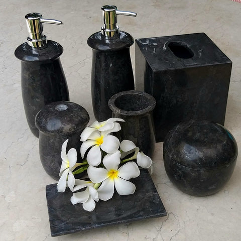 Classic Essential Bathroom Amenities