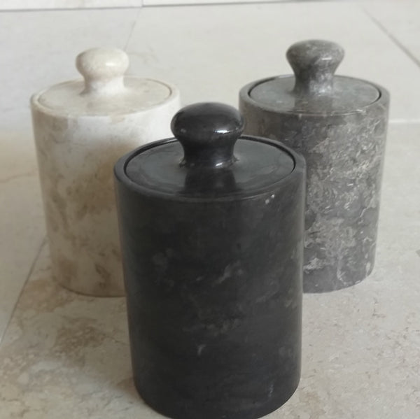 Cotton Bud Holder-Cylinder