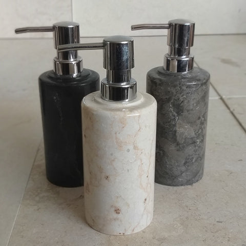 Soap Dispenser - Cylinder