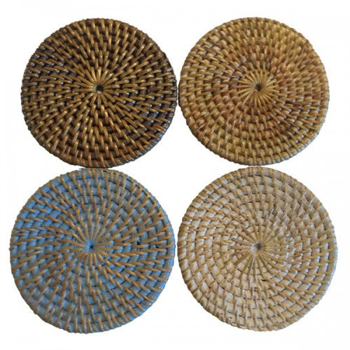 Rattan Drinks Coaster
