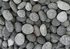 Landscaping Lava Pebbles