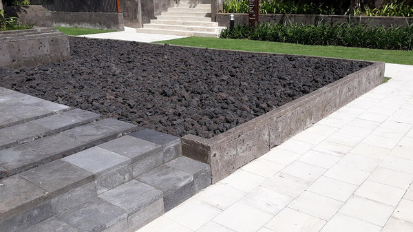 Landscaping Lava Rocks-Gravel
