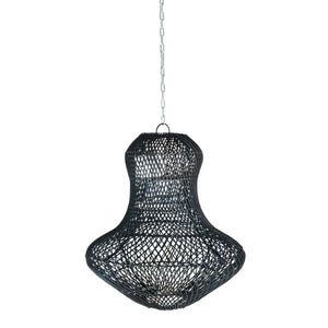 Hanging Light-Rattan Net