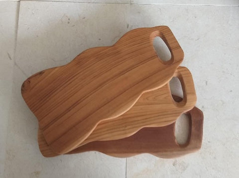 Salami Cheese Cutting Board