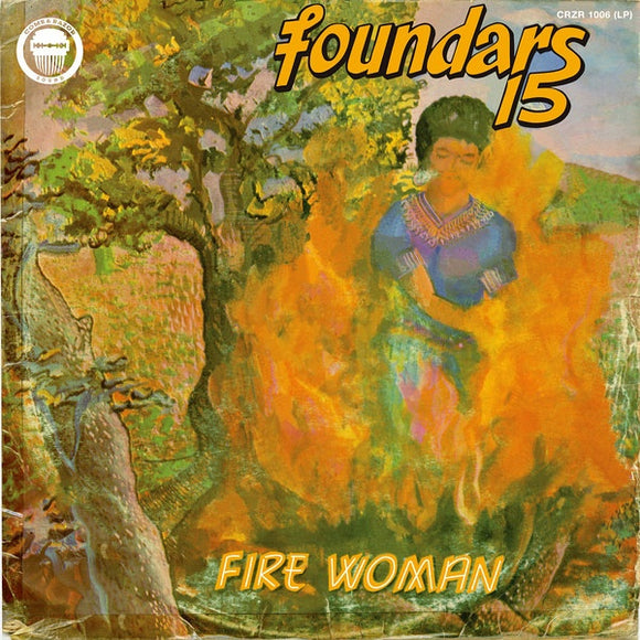 Foundars 15 - Fire Woman