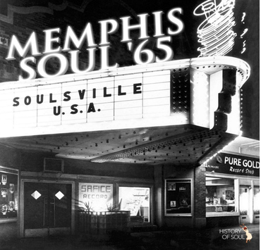 Various Artists - Memphis Soul '65