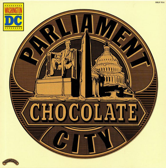 Parliment - Chocolate City