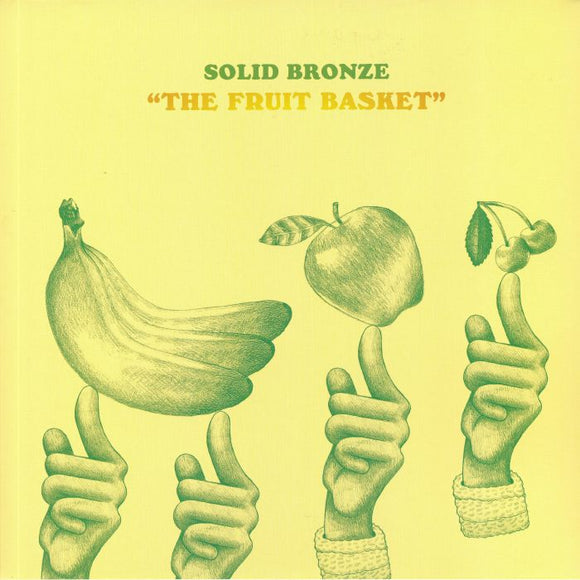 Solid Bronze - The Fruit Basket