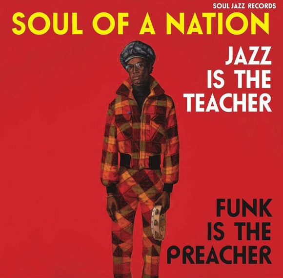 Soul of a Nation - Jazz is the Teacher