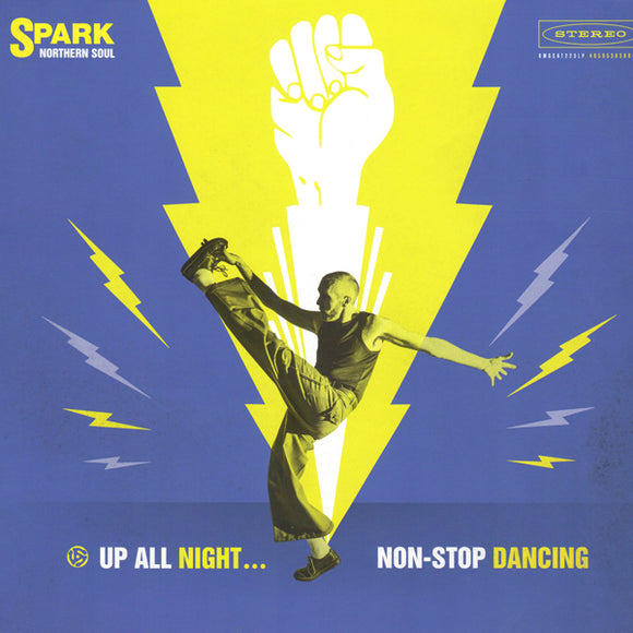 Various Artists - Up All Night... Non Stop Dancing; The Very Best Of Spark Nothern Soul