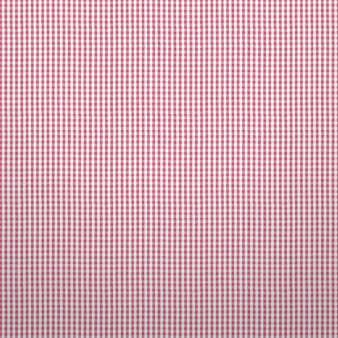 Pink Mini Gingham Broadcloth