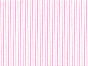 Pink Pencil Stripe