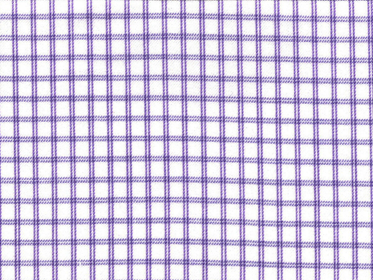 Lavender Double Bar Graph Check