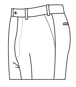 Vineyard Buttonfly Trousers