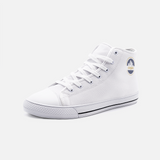 35P@RK Chuck's Original Logo - Unisex High Top Canvas Shoes
