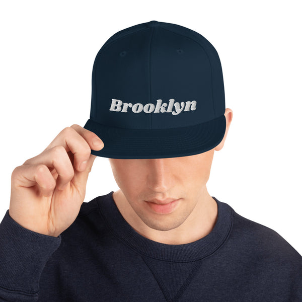 Brooklyn - Snapback Hat