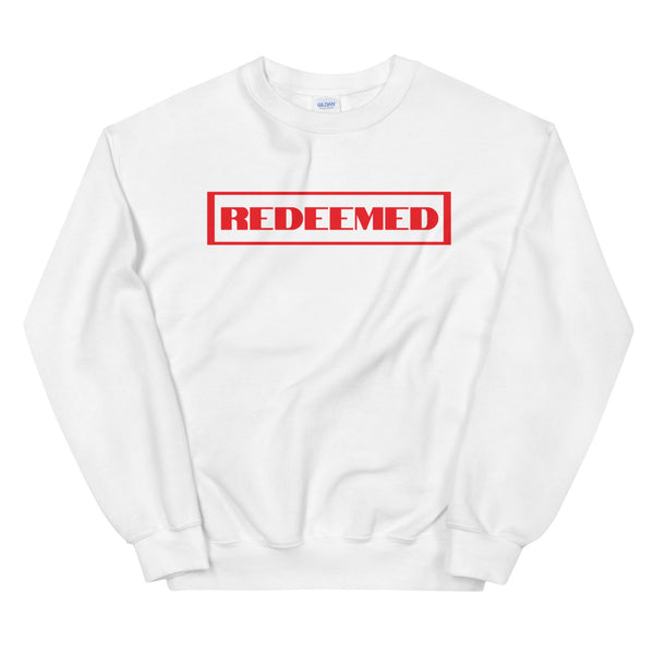 Redeemed - Sweatshirt, 35P@RK, Unisex