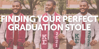 Finding Your Perfect Graduation Stole