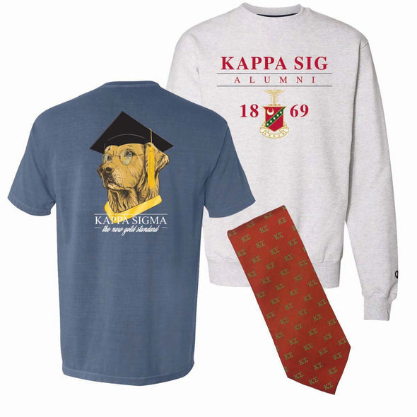 Kappa Sig Ultimate Graduation Bundle