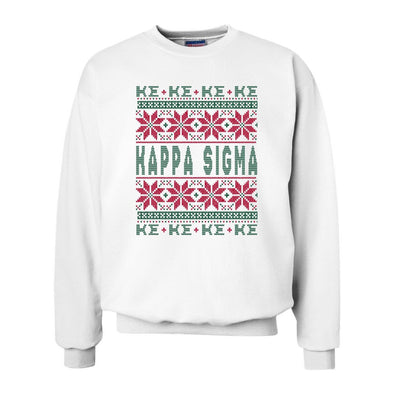 Kappa Sig Ugly Christmas Sweater