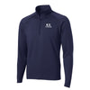 Kappa Sig Navy Performance Essential Quarter-Zip Pullover