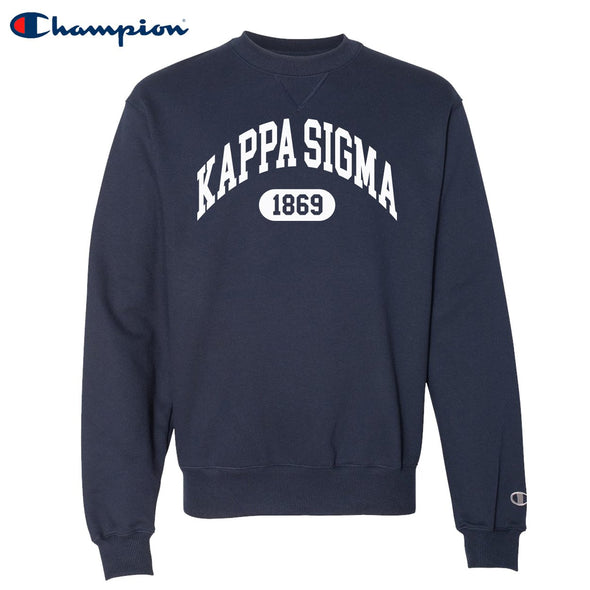 Kappa Sig Heavyweight Champion Crewneck Sweatshirt