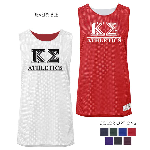 Kappa Sig Intramural Athletics Reversible Mesh Tank