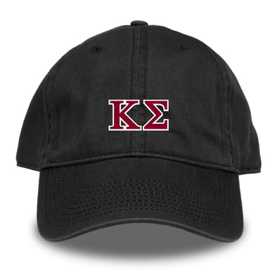 Kappa Sig Black Hat by The Game