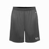 Kappa Sig Softlock Pocketed Shorts - Graphite