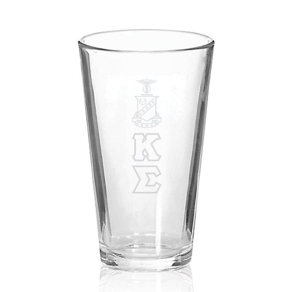 Sale! Kappa Sig Engraved Fellowship Glass