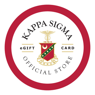 Kappa Sigma Official Store eGift Card