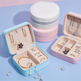 Small Exquisite Travel Friendly Jewelry Box