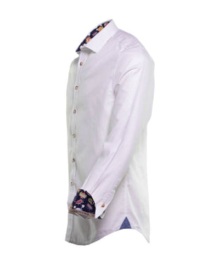 CAMISA COLOURS AND SONS BLANCA