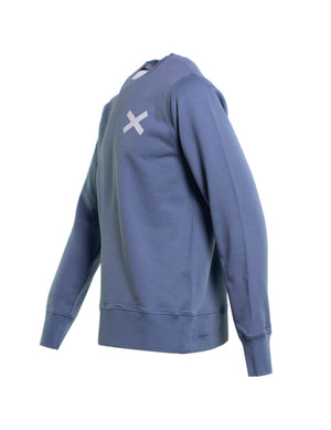 SUDADERA CROSS EDMMOND CELESTE 6858