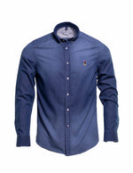 CAMISA EDMMOND DENIM STONE WASH
