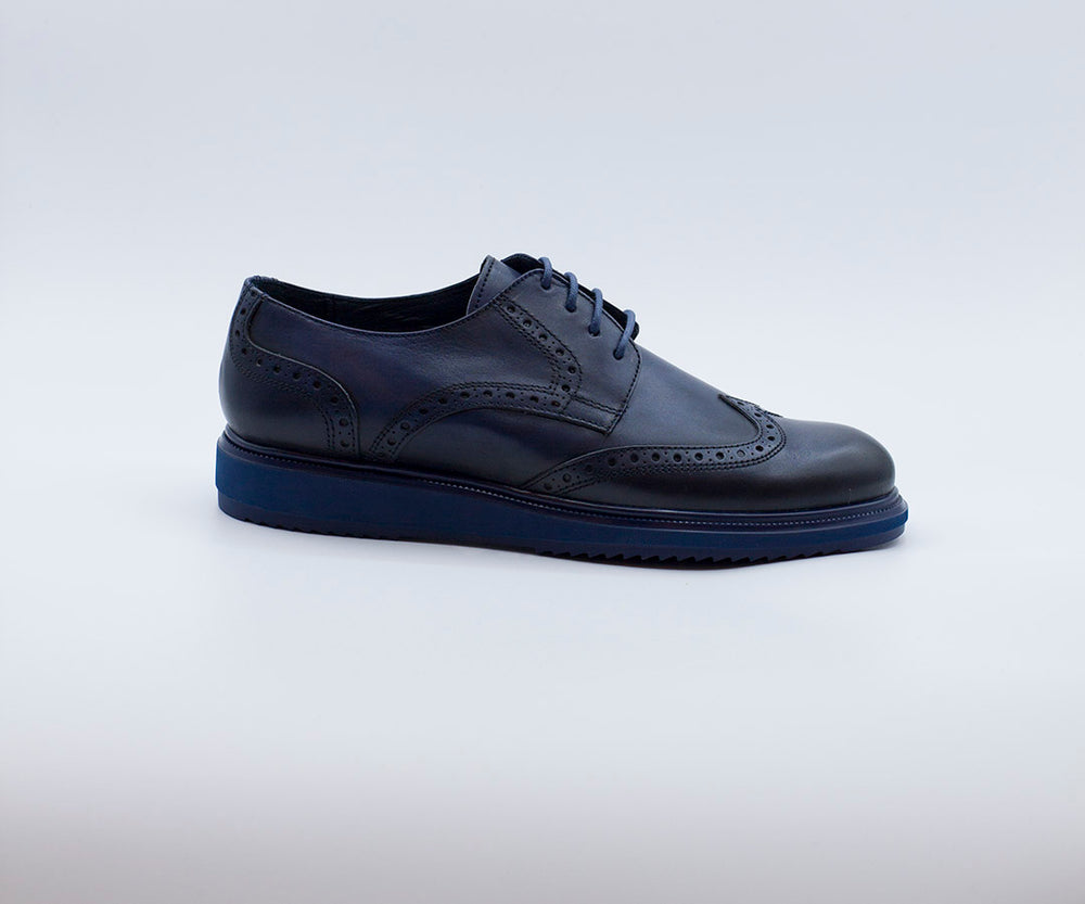 ZAPATO BLUCHER REGIMENTAL CLUB