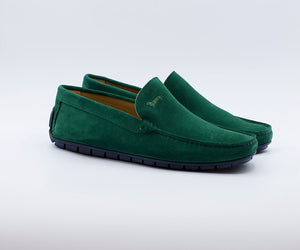 MOCASIN LISO HARMONT AND BLAINE VERDE