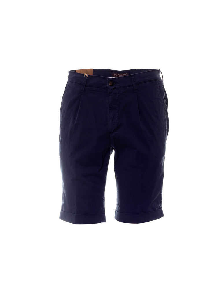 PANTALÓN BERMUDA FOUR TEN NAVY.