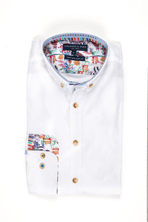 CAMISA COLORS AND SONS LISA