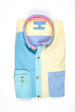 CAMISA COLORS AND SONS MIX